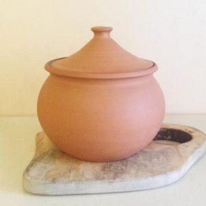 Глиняный горшок (4,5л) - 'Великан'