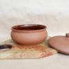 Глиняный горшок (1л) - терракотовый