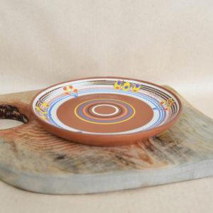 Тарелка (18см) - 'Круги на воде'