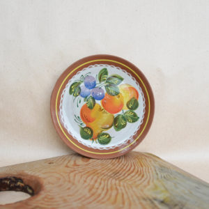 Тарелка (18см) - 'Фруктовый сад'