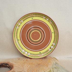 Тарелка (22см) - 'Круги на воде'