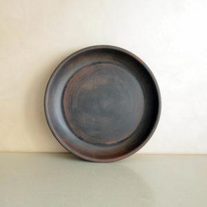 Глиняная сковорода кеци (25см)