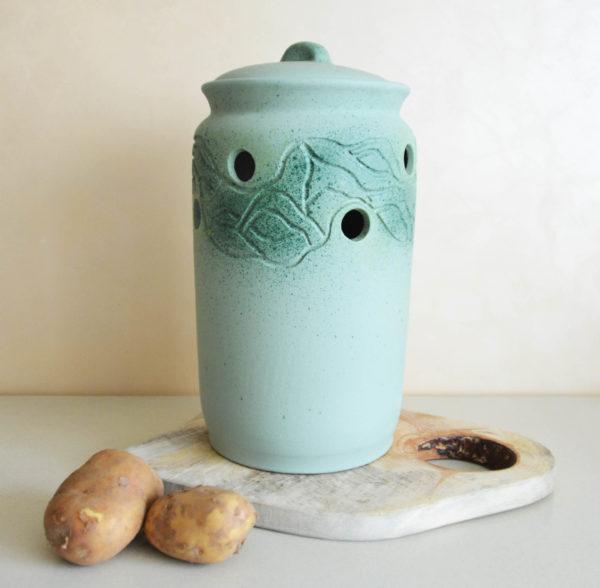 Горшок для хранения лука или картофеля (5л)