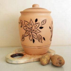 Горшок для хранения картофеля №4 (6л)