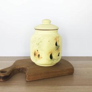Керамический горшок для чеснока (1,3л)