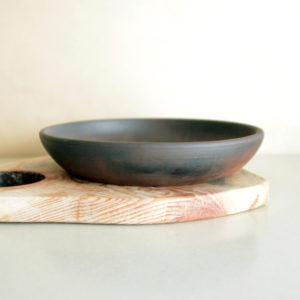 Глиняная сковорода кеци (23 см)