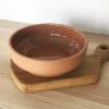 Большая глиняная сковорода