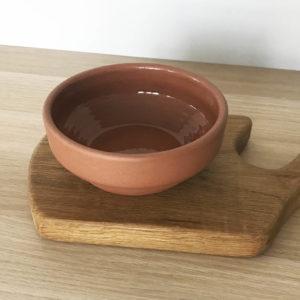 Маленькая глиняная сковорода
