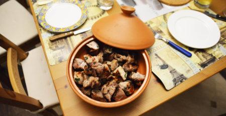 блюдо для шашлыка