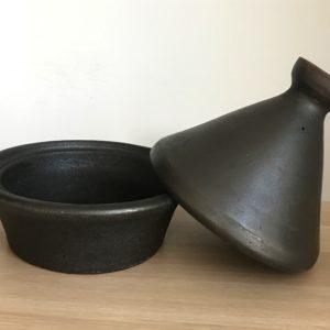 Тажин из шамотной глины (30 см)
