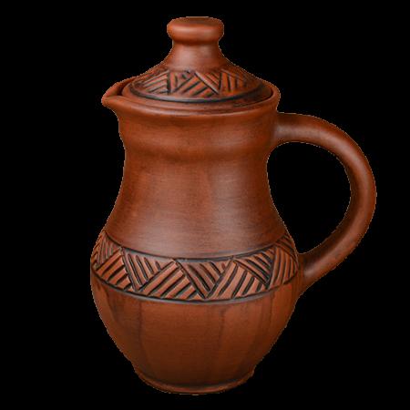 Глиняный травник (0,75л) 'Традиции'