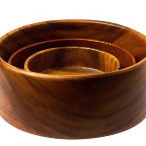 Миска 'Орех' (15х5 см)