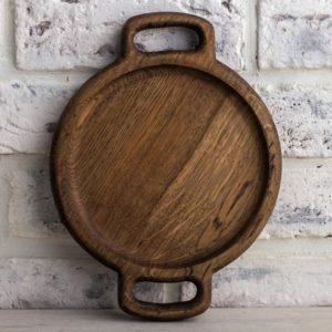 Большая тарелка 'Орех' (д-20 см)