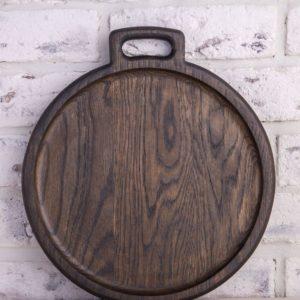 Блюдо 'Уголь' (д-30 см)