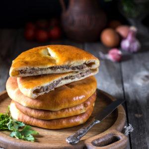 Блюдо 'Орех' (д-30 см)