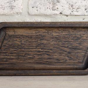 Деревянная тарелка для еды