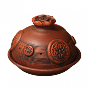 Масленка глиняная 'Коловрат'